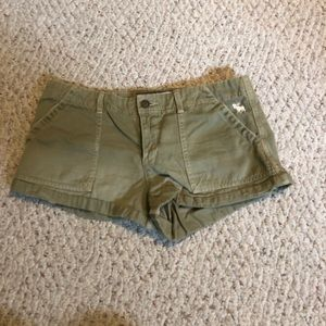 Abercrombie & Fitch shorts size 2